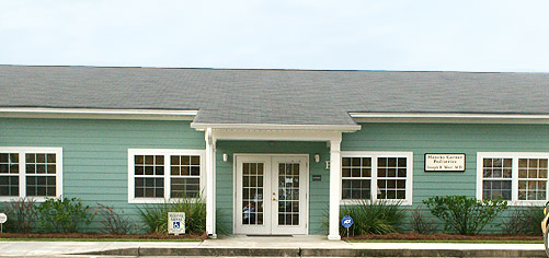 Moncks Corner Pediatrics Office Building